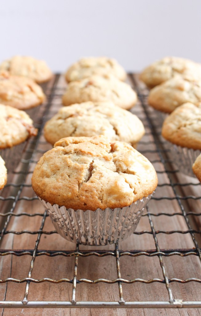 Apple Pie Muffins | The Fare Sage