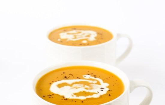 5-ingredient vegetable soup