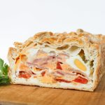 Bacon and Egg Pie | The Fare Sage