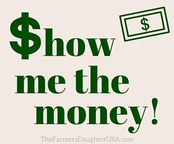 Organic Consumer's Association: Show Me the Money!