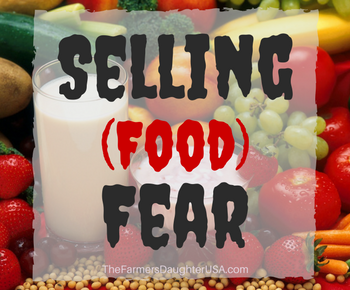 Surprise: Fear-Based Food Marketing Scares Consumers