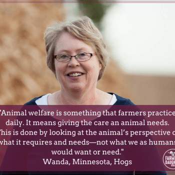 Wanda on Animal Welfare