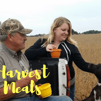 Tyson Any'tizers Makes Harvest Dinners Easy