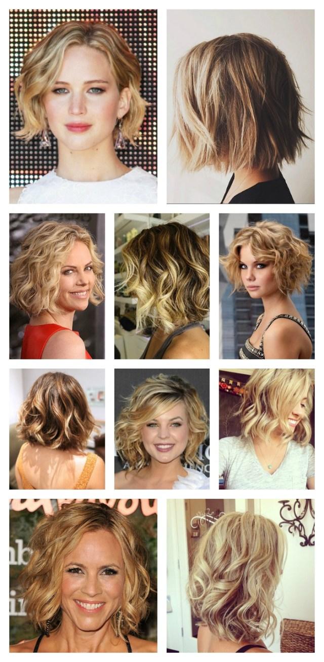 hair style tutorial: easy beachy waves for short hair - the