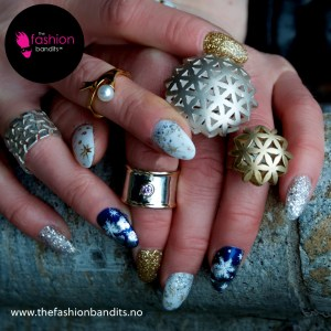 The Fashion Bandits Nail Bandit Katlin Kass fantastic nails