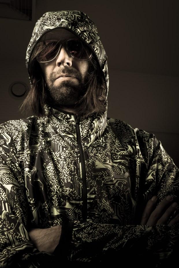 The Fashion Bandit's Arctic Bandit Sindre Solvin