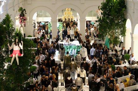 H&M Australia Celebrates Its Opening
