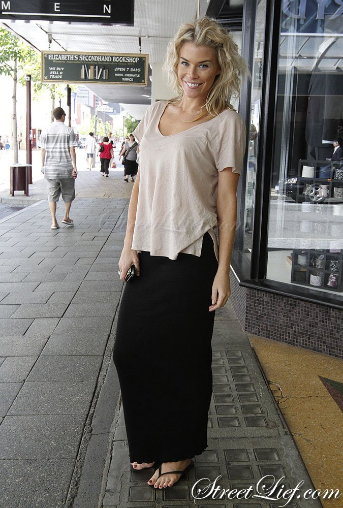 Perth Street Style | Understated Boho