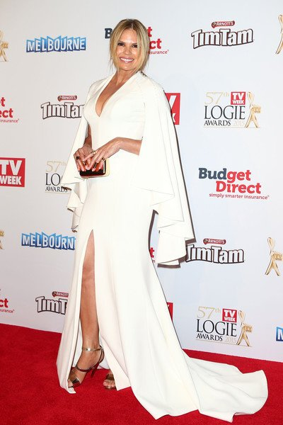 Steven Khalil At The TV Week Logie Awards