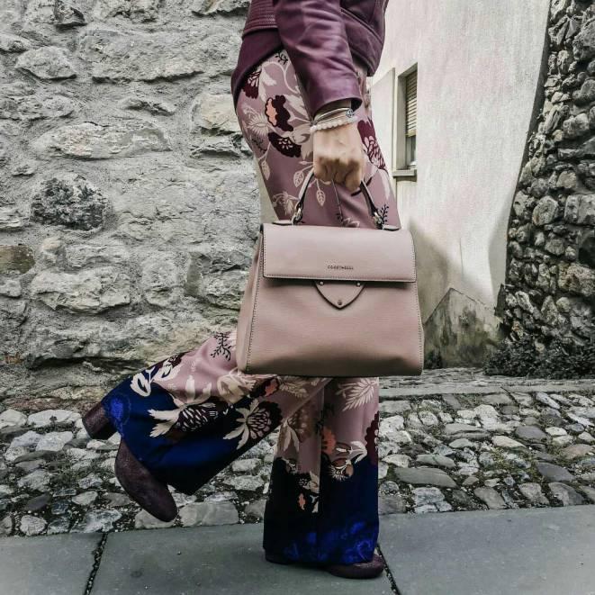 Come abbinare una borsa rosa - The Fashion Cherry Diary