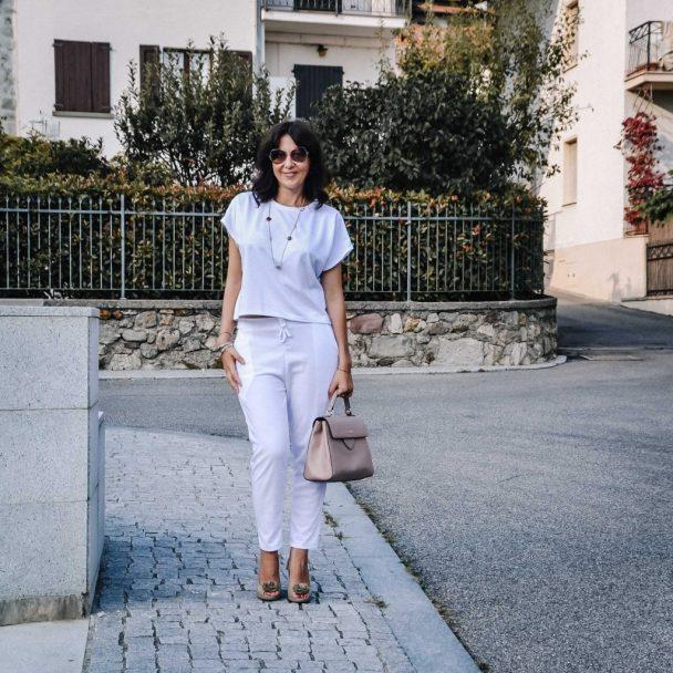 Come vestirsi sporty chic - prova con la tuta -The Fashion Cherry Diary
