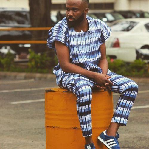 Noble Igwe the king of Nigerian male fashion