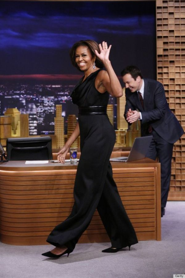 michelle-obama-black-outfit