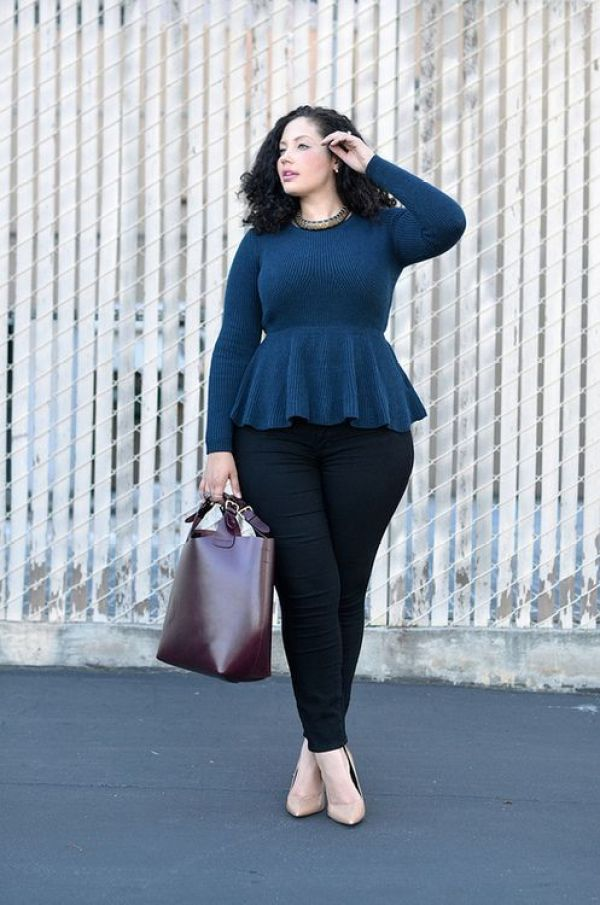 9 best plus size job interview outfit ideas