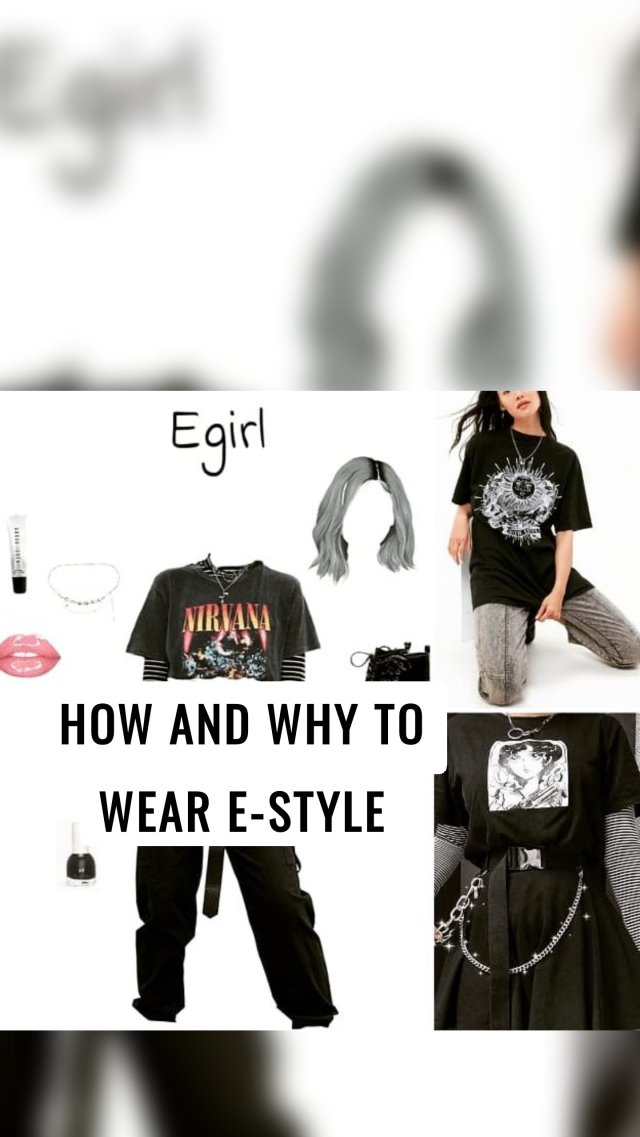 How and why to wear E-style