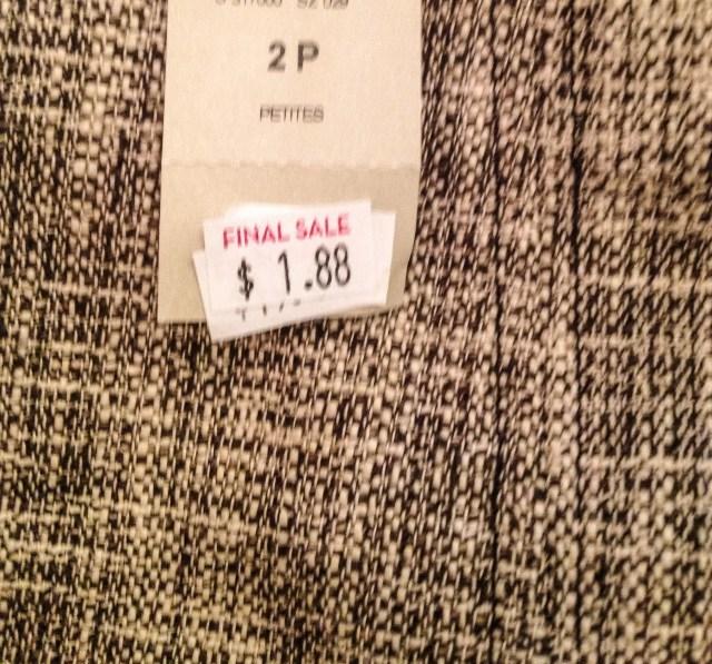 Ann Taylor Loft Final Sale