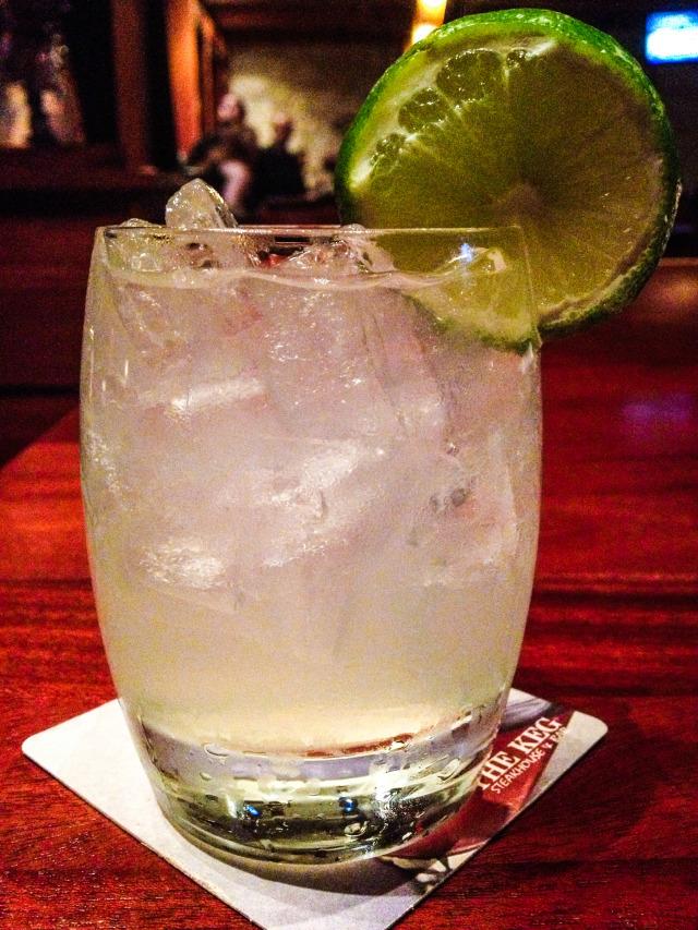 The Keg Las Colinas Keg Margarita
