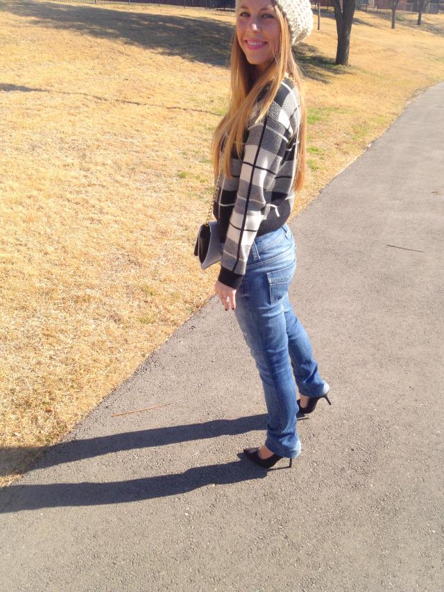 ZARA Jeans Forever 21 Sweater