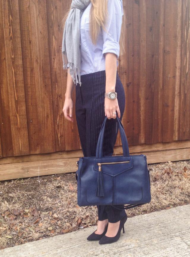 TJ Maxx Purse H&M Outfit