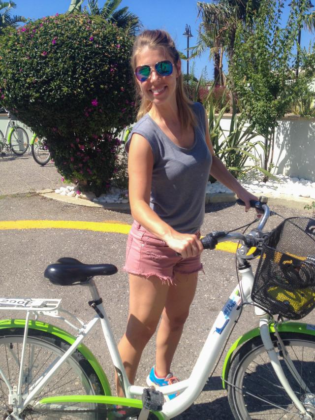 Rented Bikes in Rhodes Greece