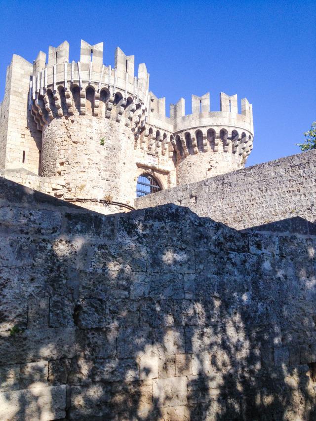 Rhodes Greece Historic Site