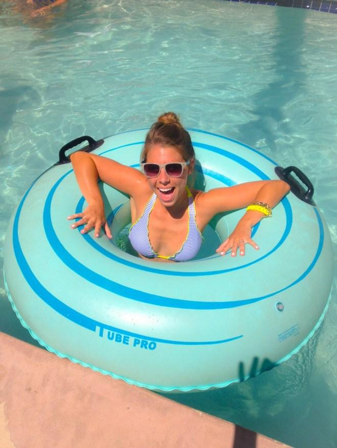 Dillards Swimsuit MGM Grand Las Vegas Pool