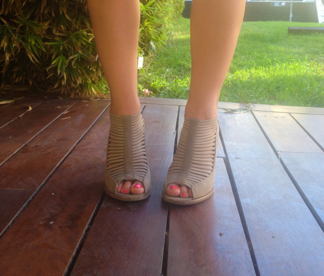 DSW Shoe Lover Summer Strappy Heels