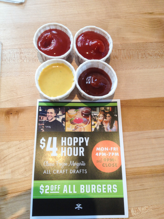 Hop Doddy's Burgers