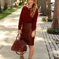 marshalls-fabfound-maroon-purse-with-gold-studs
