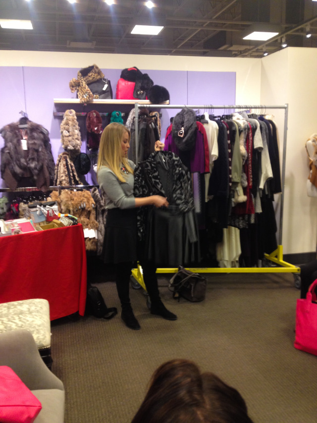 Last Call Neiman Marcus presented Holiday Fashion, Trends, and Gift Ideas!