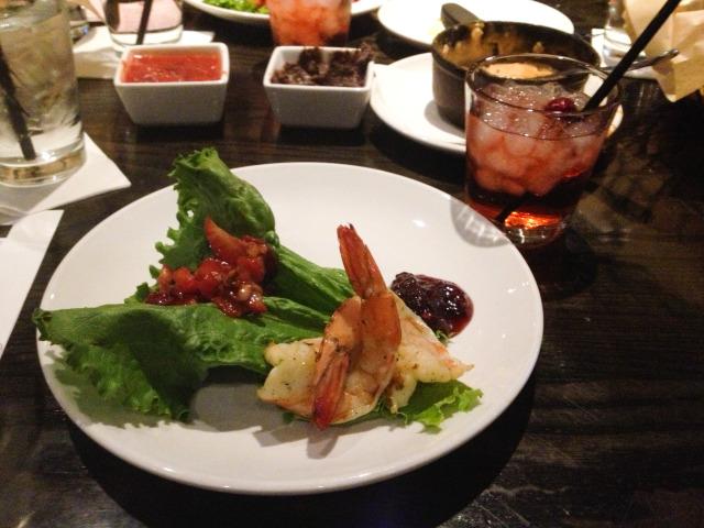 Berry Jalapeno Shrimp