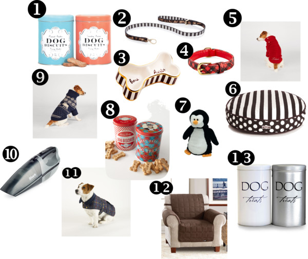 Holiday Gift Guide: Dog Lover