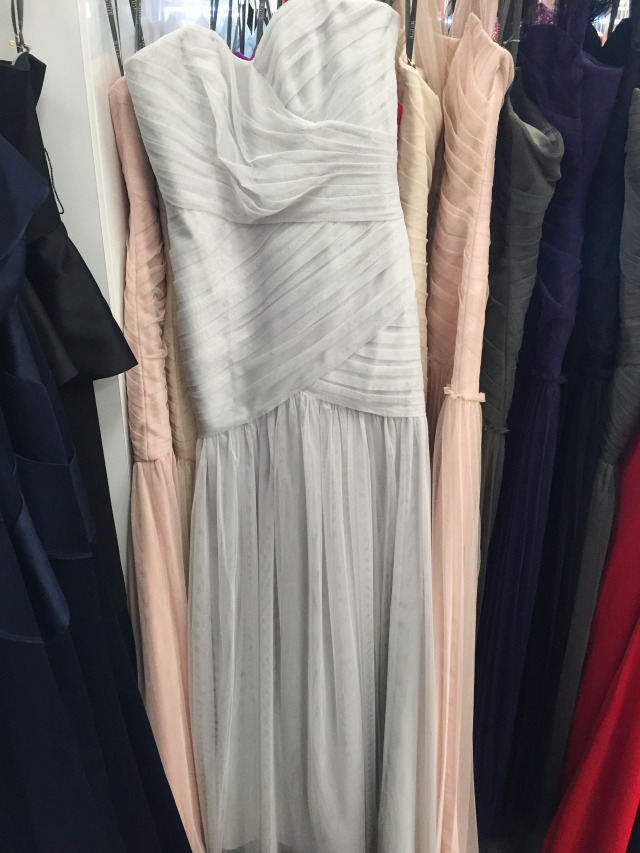 Amy Adams lookalike gown