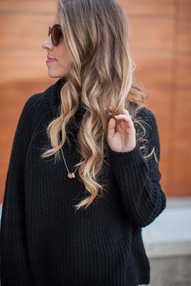 Gap Chunky knit The fashion Hour