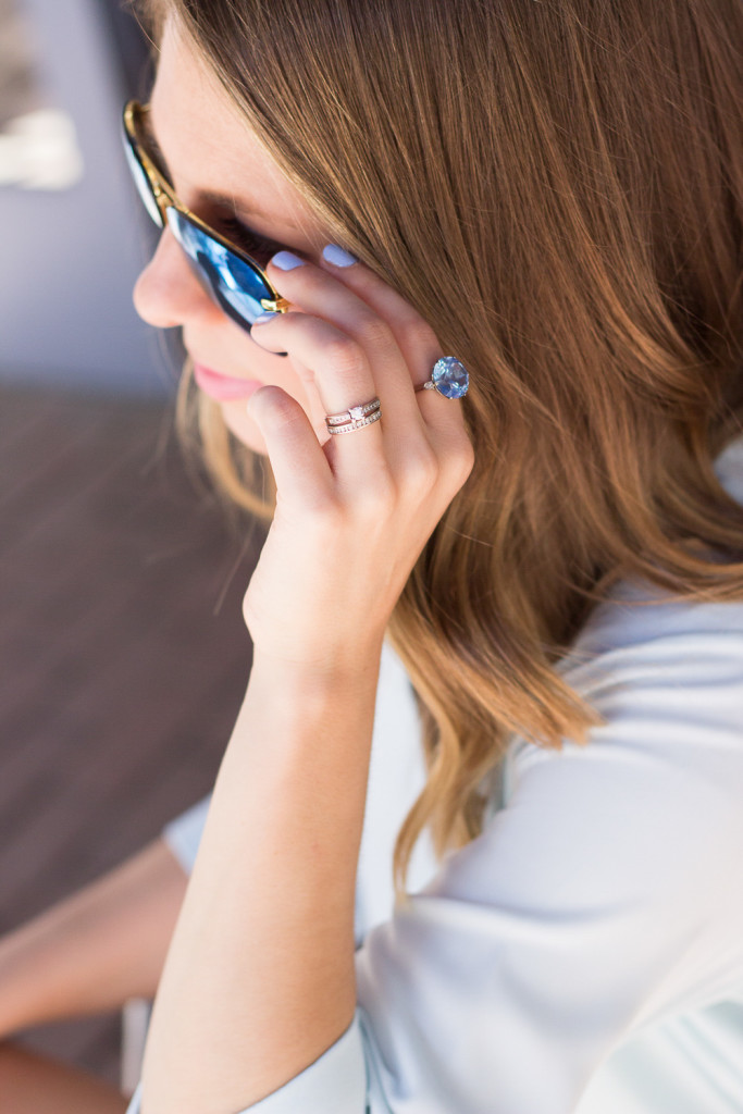 Aquamarine Ring Blog