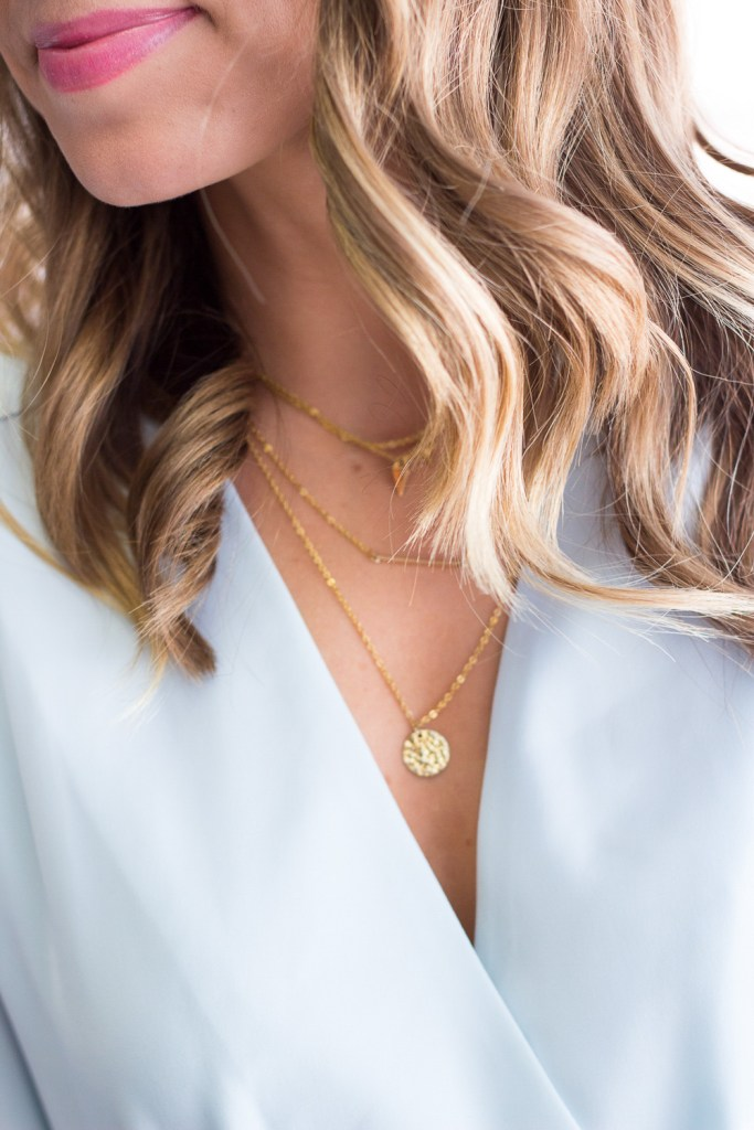 Layered Gold Necklaces Blog