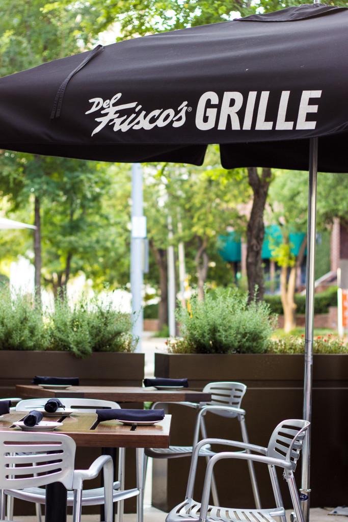 Del Frisco's Grille Patio Dallas