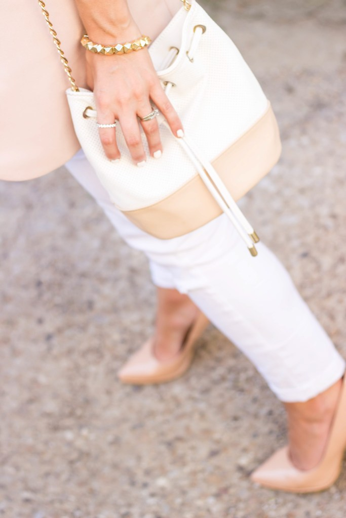 White-Perforated-Bucket-Bag