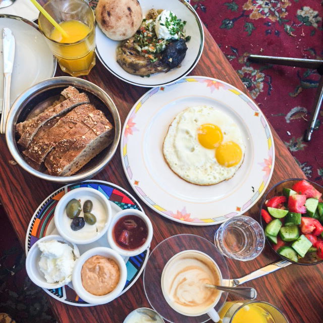 Israeli-Breakfast-Tel-Aviv