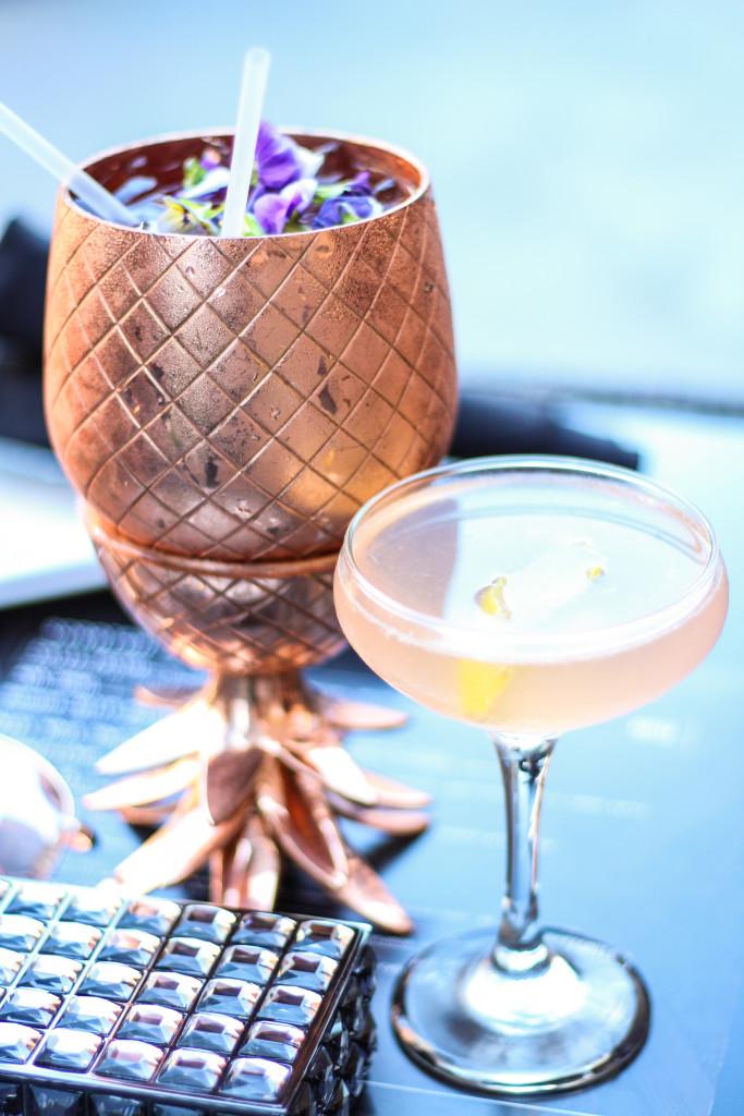 Copper-Pineapple-Cocktail-Dallas