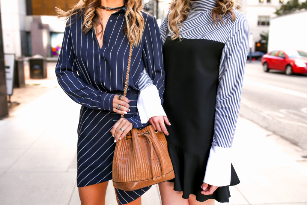 navy-pinstripe-dress