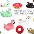 pool-floats