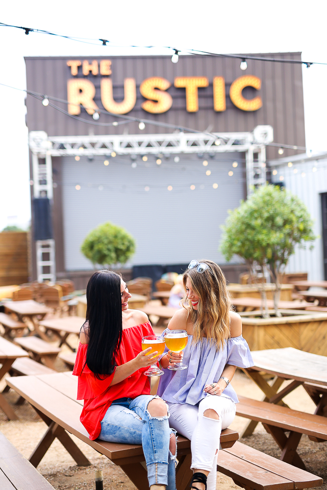 The Rustic Happy Hour