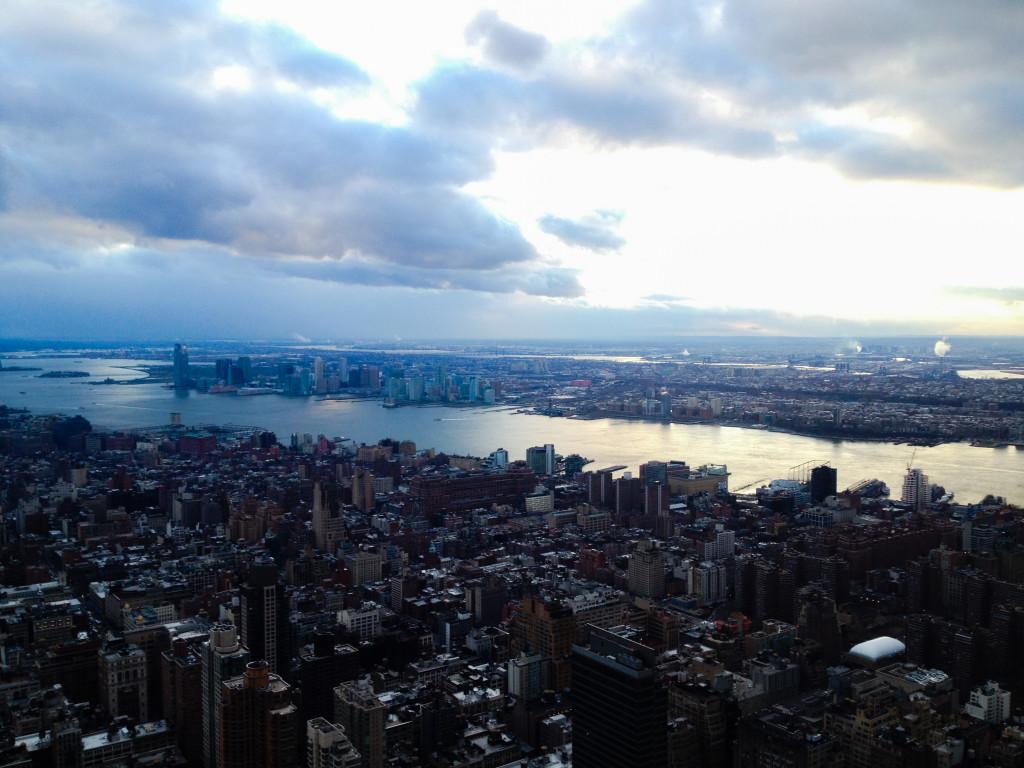 New York Skyline Fashion Week