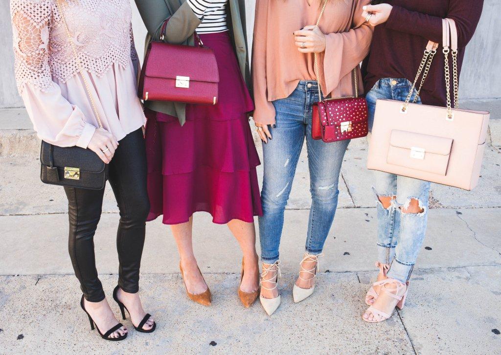 Henri Bendel Fashion Bloggers