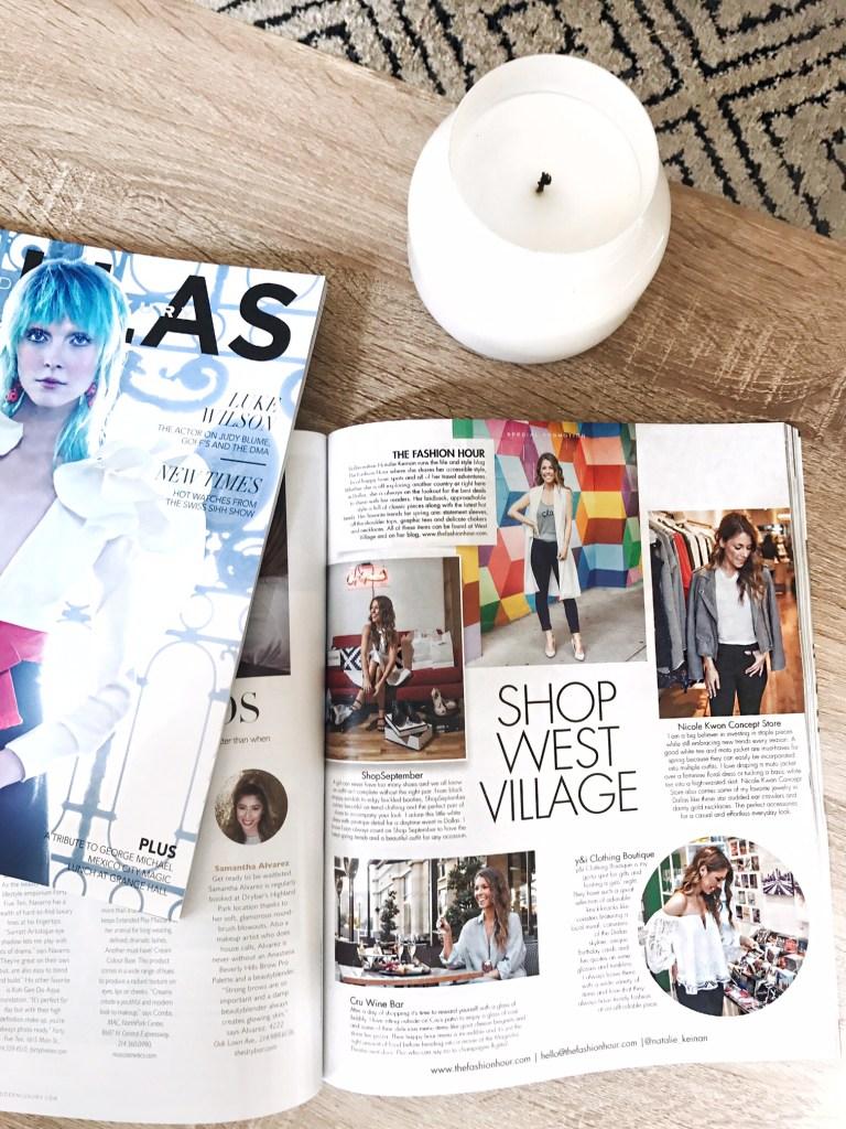 The Fashion Hour Blog Magazine