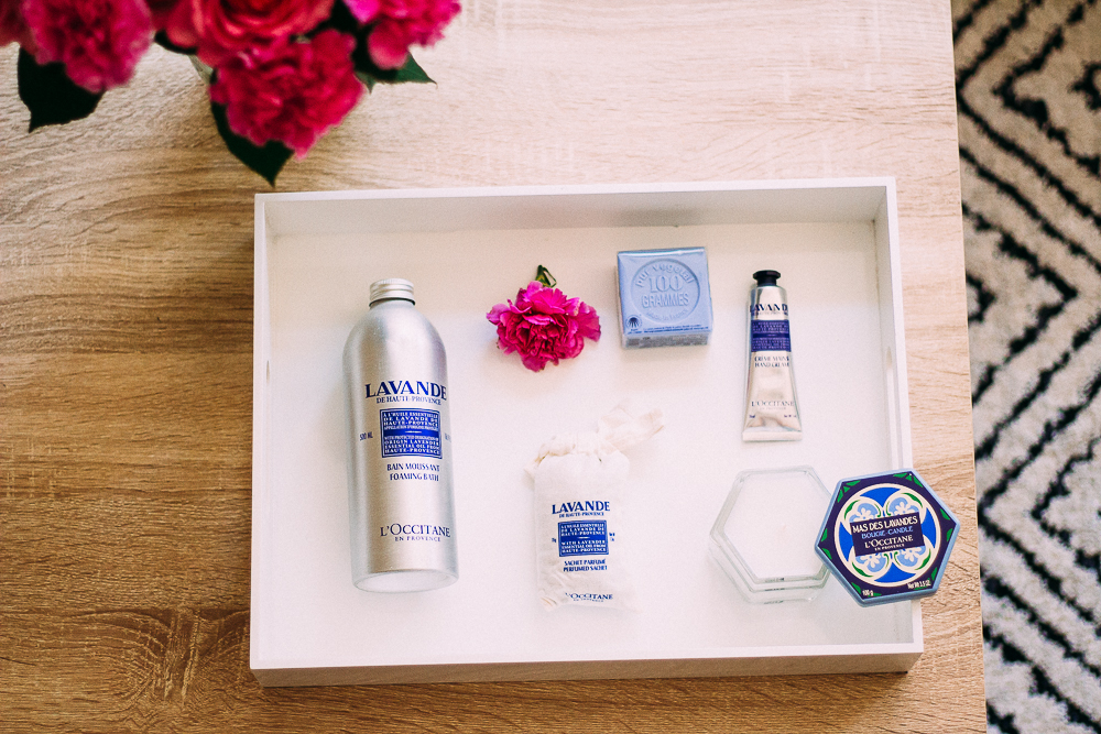 beauty mother's day gift set l'occitane