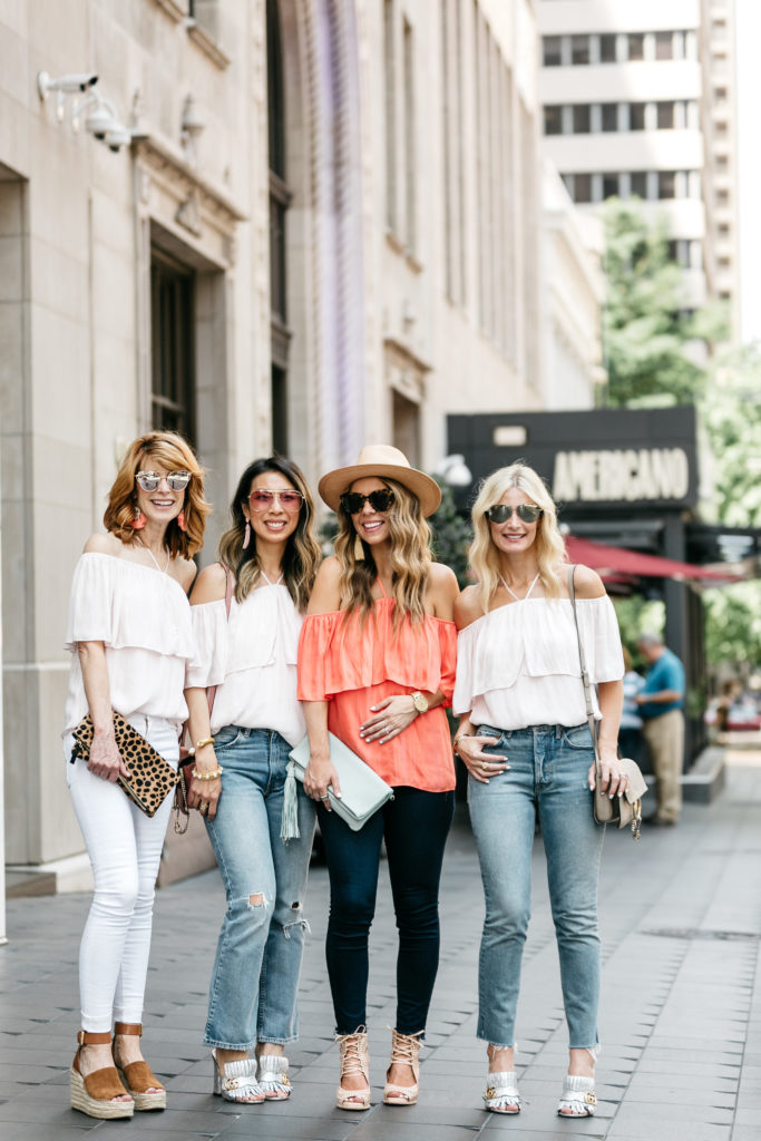 chic at every age blouse