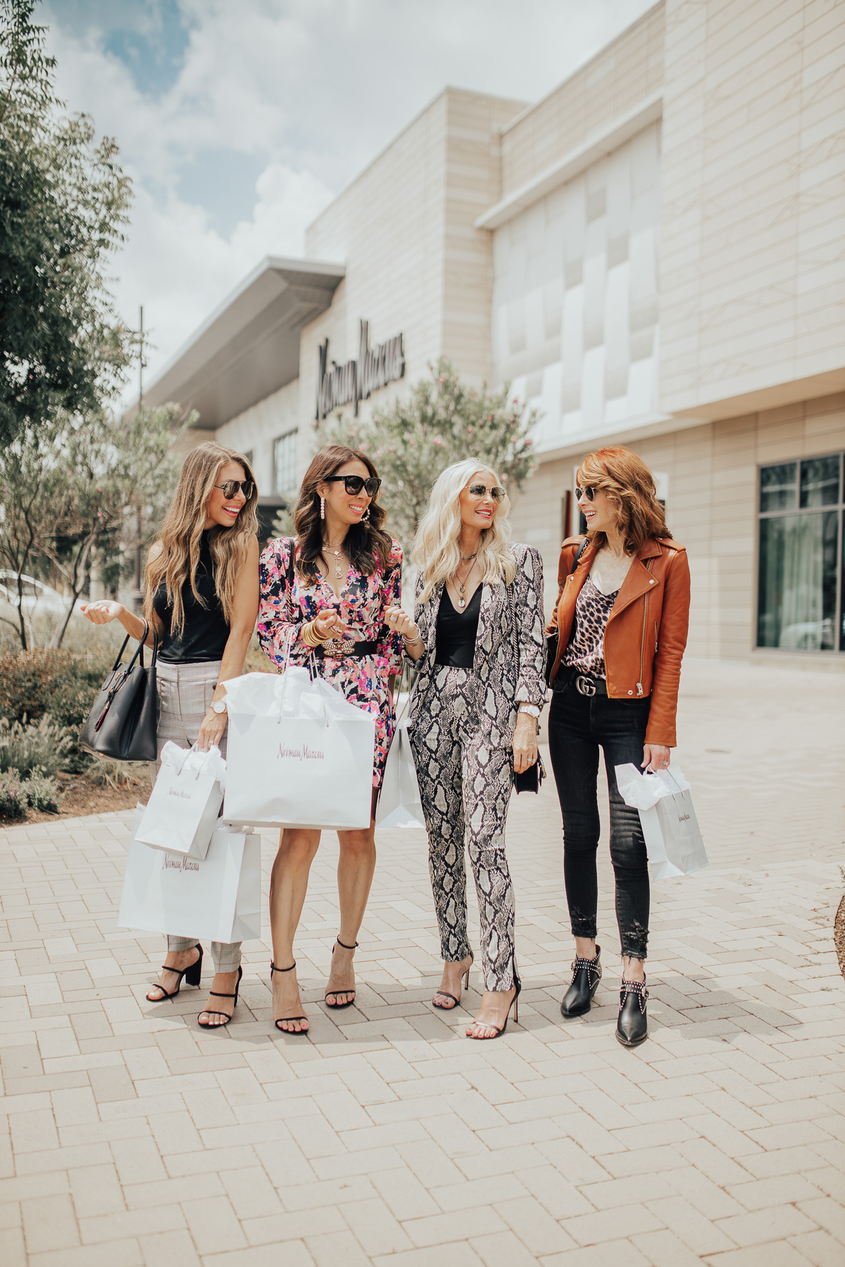 Neiman Marcus Fort Worth bloggers