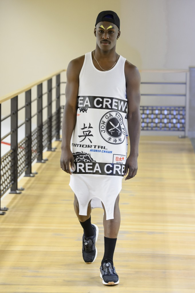 ANDREA CREWS SPRING/SUMMER 2016
